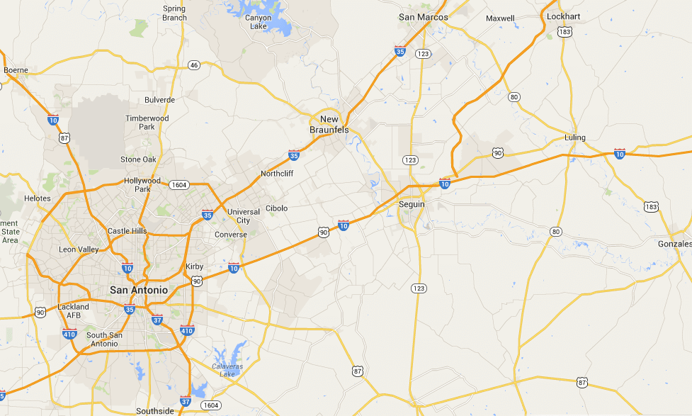 San Antonio Mobile Notary Coverage Area 210 294 3005